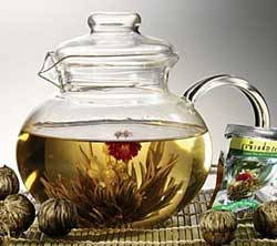 "A Fresh Cup Of Herbal ""Tea"""