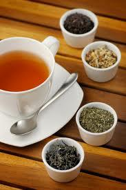 An Array Of Tea Offered By Tea Spot